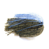 WOO! Tungsten Punch Skirt - Okeechobee Craw (2 pack) - WOO! TUNGSTEN