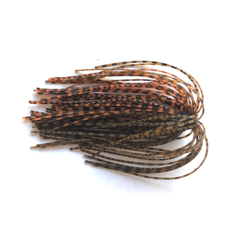 WOO! Tungsten Punch Skirt - Fire Craw (2 pack) - WOO! TUNGSTEN