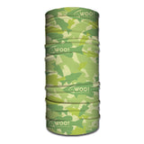 WOO! Tungsten Face Buff (Bass Camo Green) - WOO! TUNGSTEN