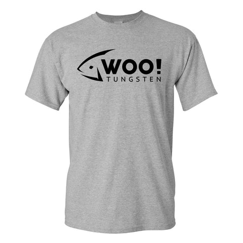 WOO! Classic Logo Tee ($5 Special) - WOO! TUNGSTEN