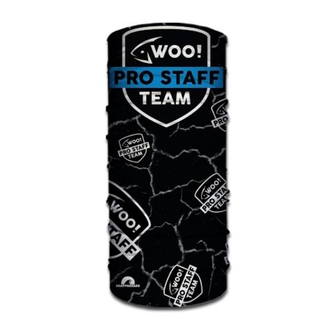 WOO! Tungsten Pro Staff Face Shield Face Shield (Black) - WOO! TUNGSTEN