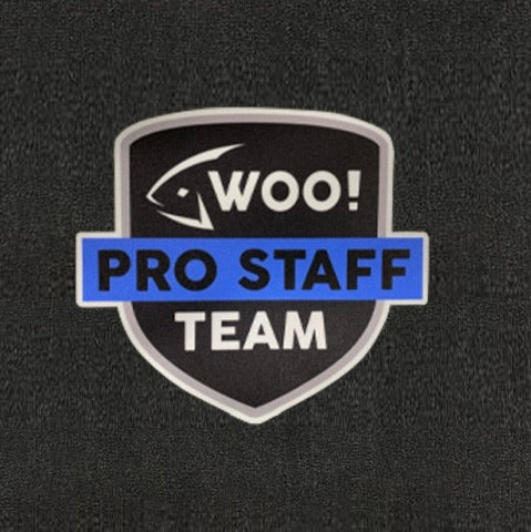 Pro Staff Logo Carpet Decal (8 inch) - WOO! TUNGSTEN