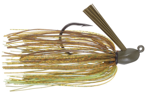 Stealth Feider Tungsten Flipping Jig - BREAM (3 sizes available!) - WOO! TUNGSTEN