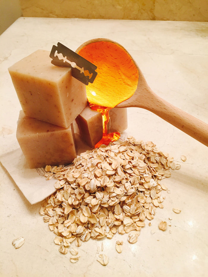 GAME CHANGER - Honey Oatmeal Shave Bar