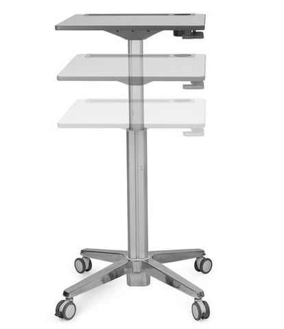 Ergotron LearnFit® Sit-Stand Desk - Stretch Desks - Height Adjustable Standing Desk