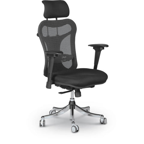 Ergo Ex - Ergonomic Executive Office Chair - Stretch Desks - Height Adjustable Standing Desk