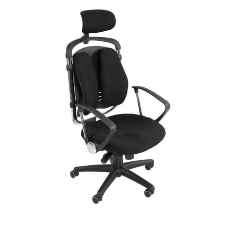 Spine Align Ergonomic Office Chair - Stretch Desks - Height Adjustable Standing Desk
