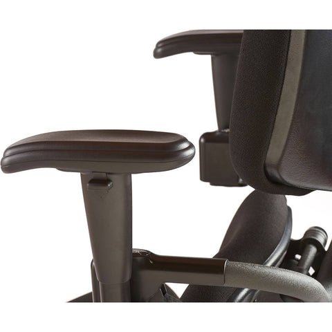 ... Healthpostures 5100 Stance Angle Sit Stand Chair   Stretch Desks    Height Adjustable Standing Desk ...