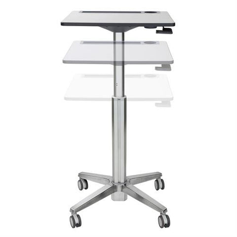 Ergotron LearnFit® Adjustable Standing Desk - Stretch Desks - Height Adjustable Standing Desk