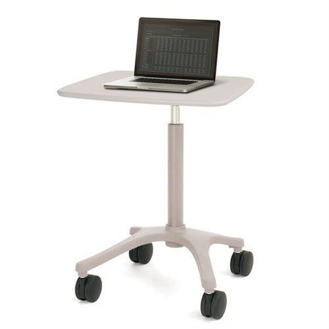 Ergotron Zido® 25, Adjustable-Height Cart, Light Load