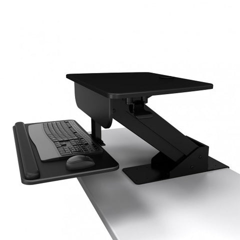 Atdec A-STSCB Sit to Stand Desk Clamp Workstation