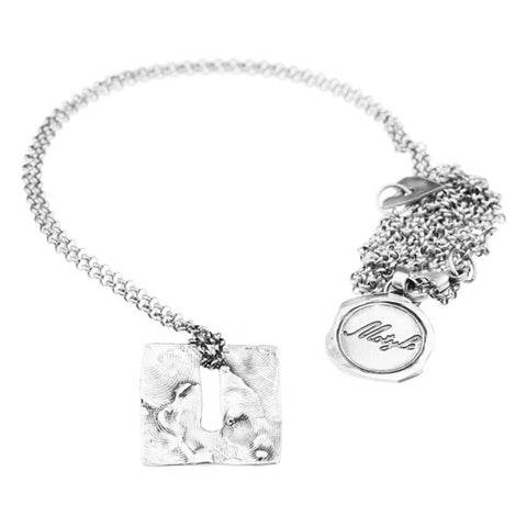 Silver Necklace | M2428 - Artizen Jewelry