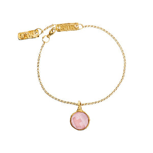 Gold Plated Bracelet | MG3252 - Artizen Jewelry