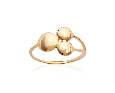 Triple Dot ring - Artizen Jewelry