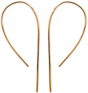 Threader Drop Earrings - Artizen Jewelry