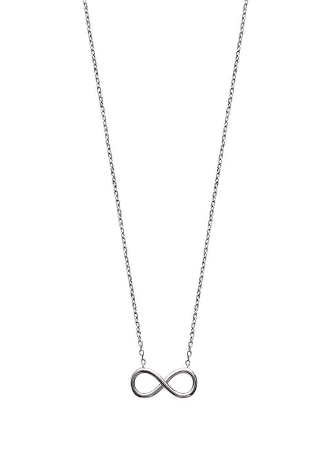 Infinity Silver Necklace - Artizen Jewelry