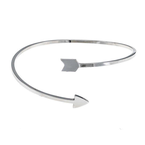 Arrow Silver Bracelet - Artizen Jewelry