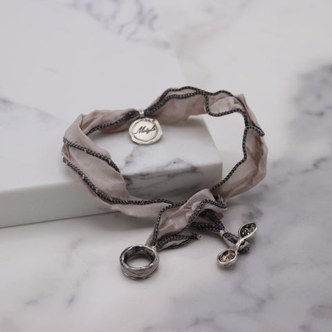 Silk Bracelet | MJS3002 - Artizen Jewelry