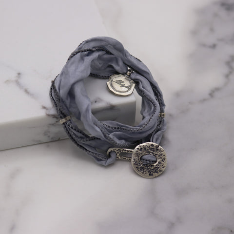 Silk Bracelet | MJS3037 - Artizen Jewelry