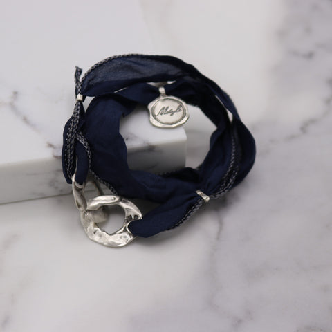 Silk Bracelet | MJS3004 - Artizen Jewelry
