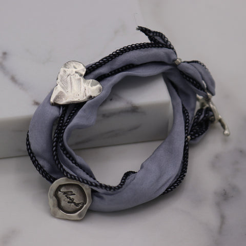Silk Bracelet | MJS3009 - Artizen Jewelry