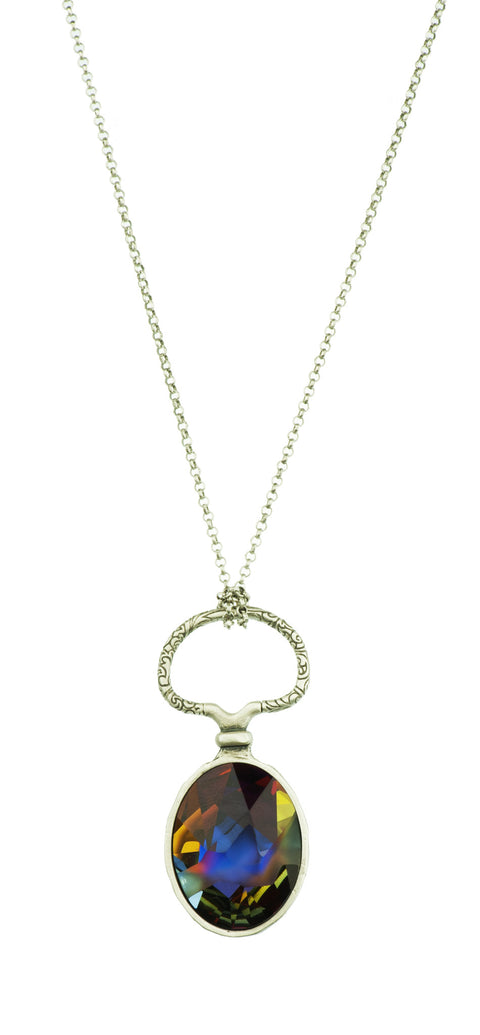 Silver Necklace | M2464 - Artizen Jewelry