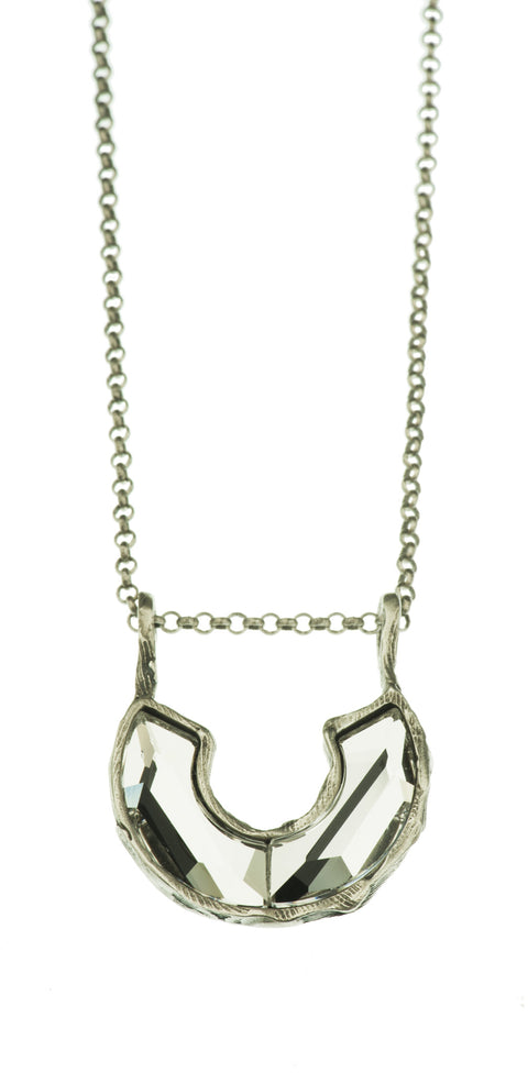 Silver Necklace | M2488 - Artizen Jewelry