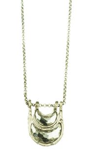 Silver Necklace | M2490 - Artizen Jewelry