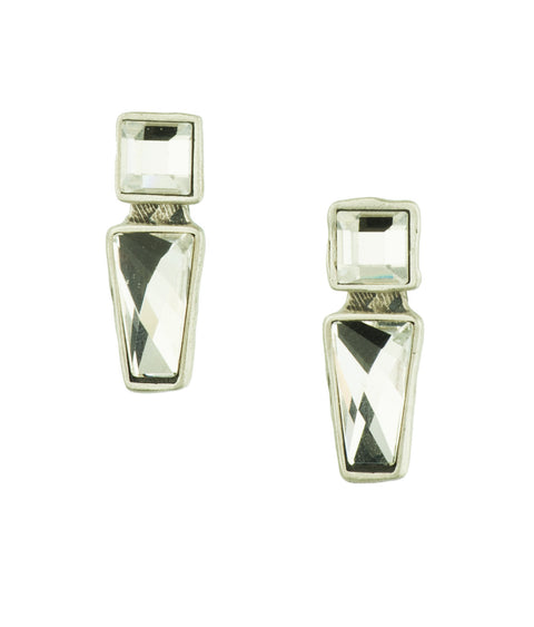 Silver Earrings | M4496 - Artizen Jewelry