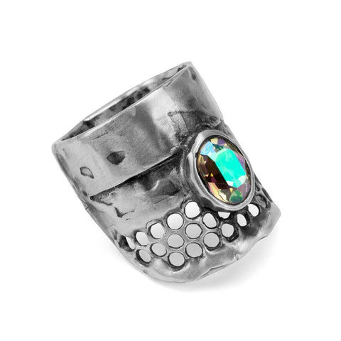 Silver Ring | M5380 - Artizen Jewelry