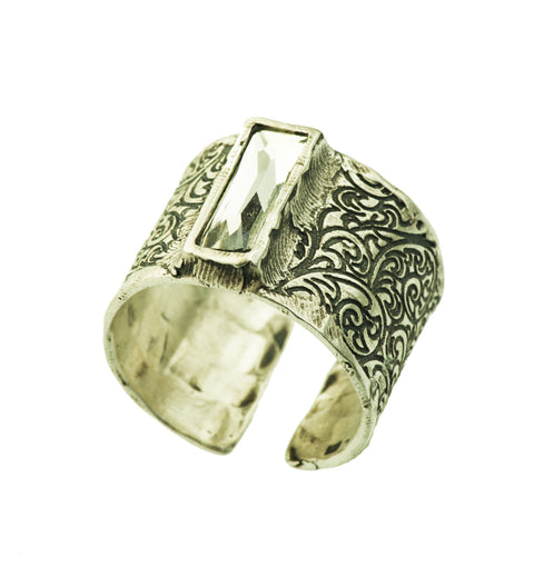 Silver Ring | M5473 - Artizen Jewelry