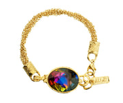 Gold Plated Bracelet | MG3244 - Artizen Jewelry