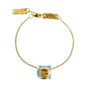 Gold Plated Bracelet | MG3259 - Artizen Jewelry