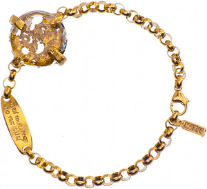Gold Plated Bracelet | MG3534 - Artizen Jewelry
