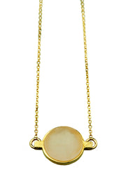 Golden Necklace | MGG2001 - Artizen Jewelry
