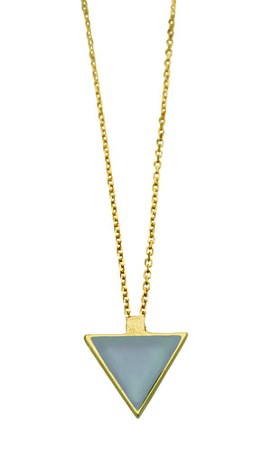 Golden Necklace | MGG2002 - Artizen Jewelry
