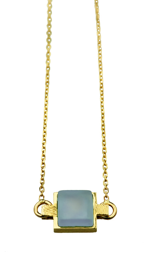 Golden Necklace | MGG2003 - Artizen Jewelry