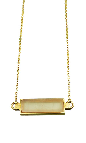 Golden Necklace | MGG2004 - Artizen Jewelry
