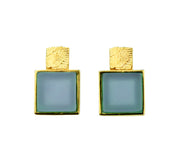 Golden Earrings | MGG4003 - Artizen Jewelry