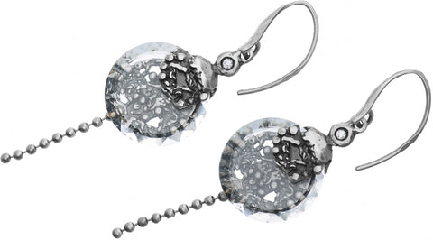 Silver Earrings | MS4536 - Artizen Jewelry