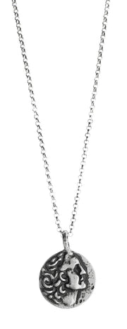 Silver Necklace | MSA2550 - Artizen Jewelry