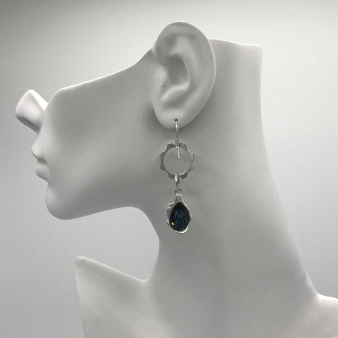 Silver Earrings | M4153 - Artizen Jewelry