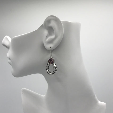 Silver Earrings | M4128 - Artizen Jewelry