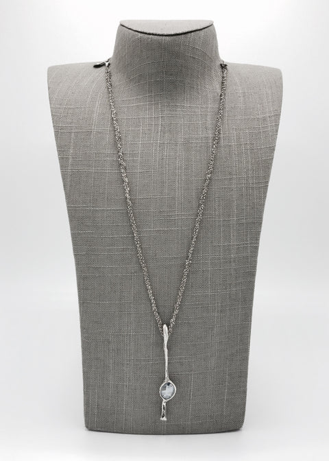 Silver Necklace | M2269 - Artizen Jewelry