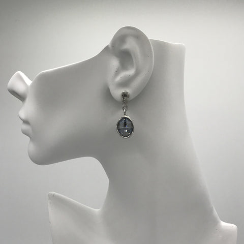 Silver Earrings | M4270 - Artizen Jewelry