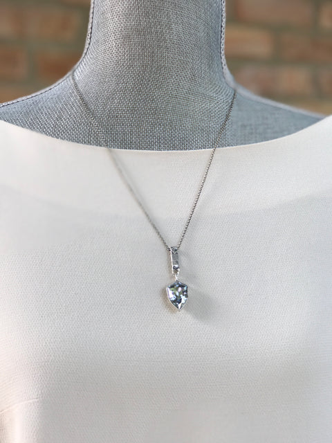 Silver Necklace | MS2537 - Artizen Jewelry