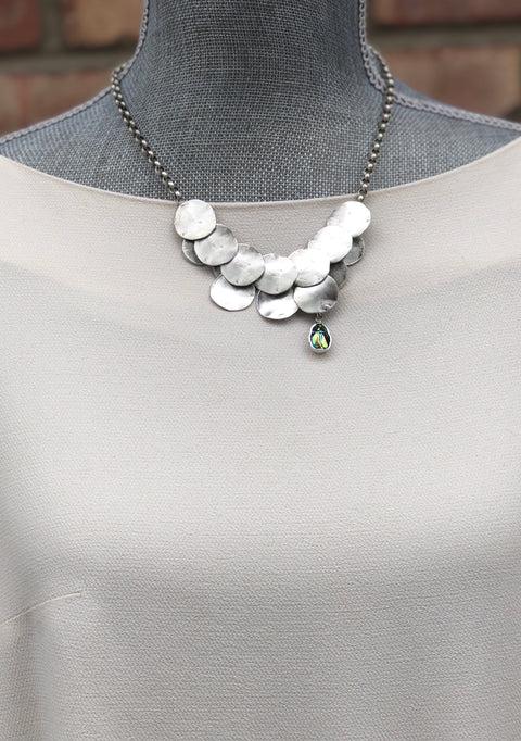 Silver Necklace | MS2555 - Artizen Jewelry