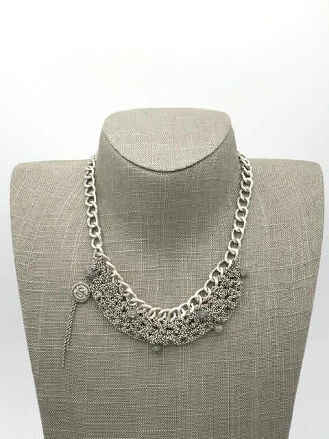 Silver Necklace | M2287 - Artizen Jewelry