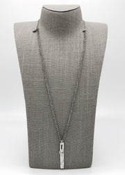 Silver Necklace | M2285 - Artizen Jewelry