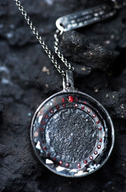 Silver Necklace | MR2534 - Artizen Jewelry